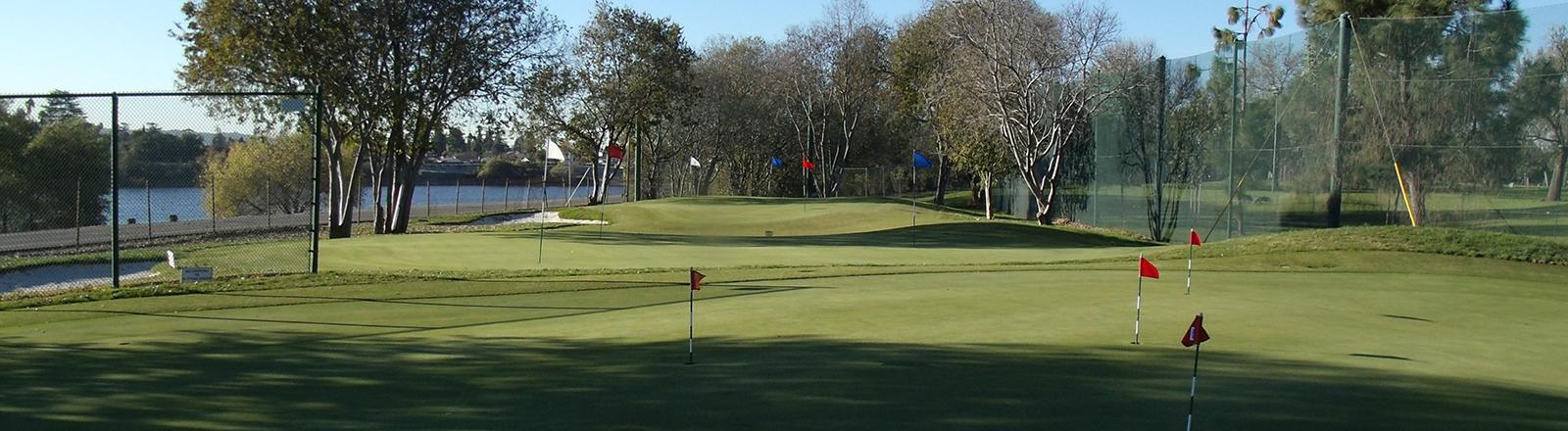 Arcadia Golf Course Header