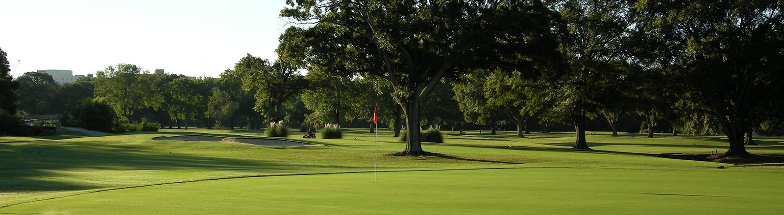 Bobby Jones Golf Course Header