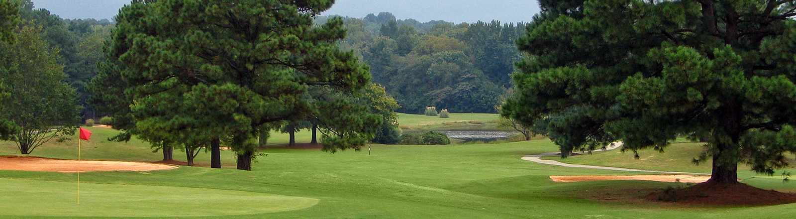 Browns Mill Golf Course Header
