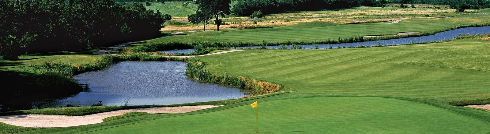 Buffalo Creek Golf Club Header