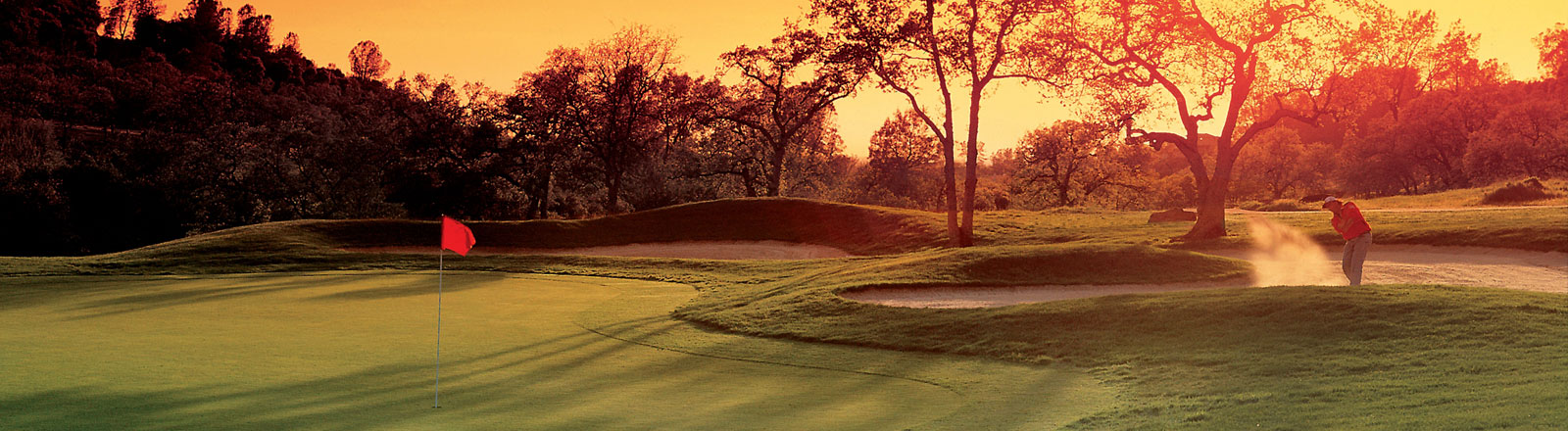 Canyon Oaks Country Club Header