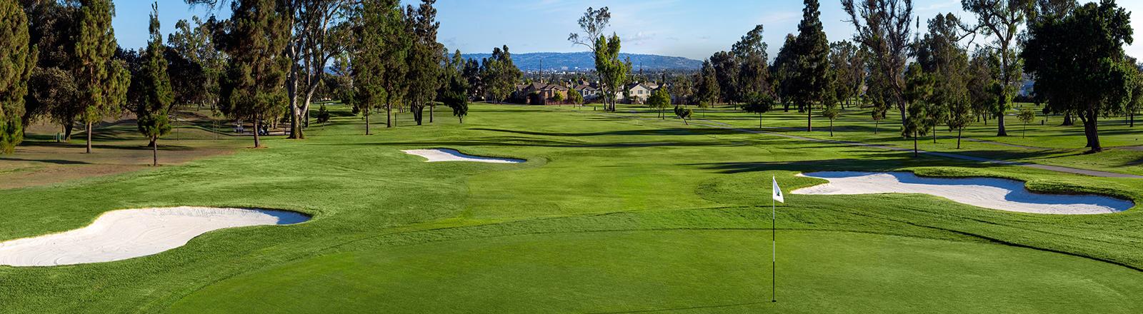 Chester Washington Golf Course Header