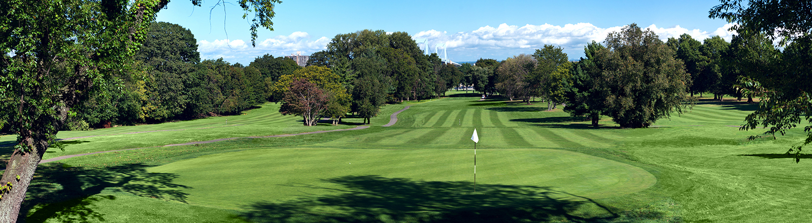 Clearview Park Golf Course Header