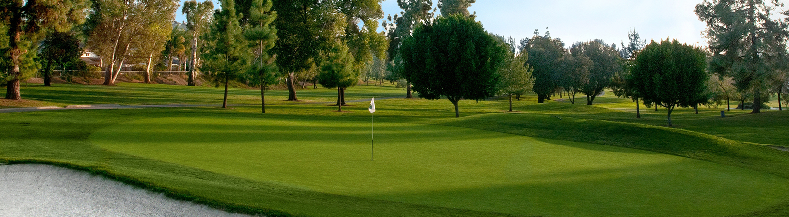 Diamond Bar Golf Course Header