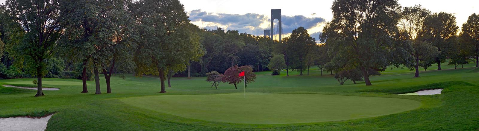 Dyker Beach Golf Course Header