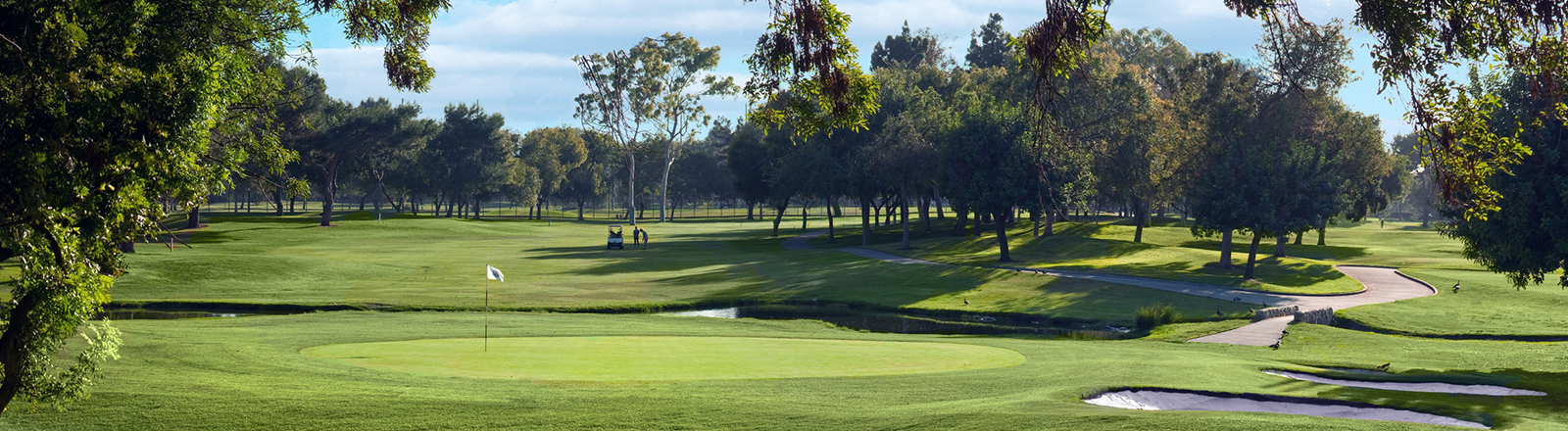 El Dorado Park Golf Course Header