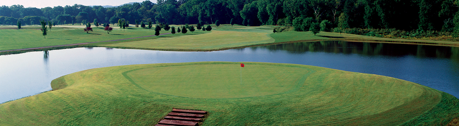The Crossing Golf Course Header