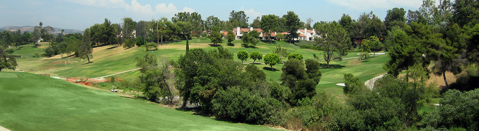 Fullerton Golf Course Header