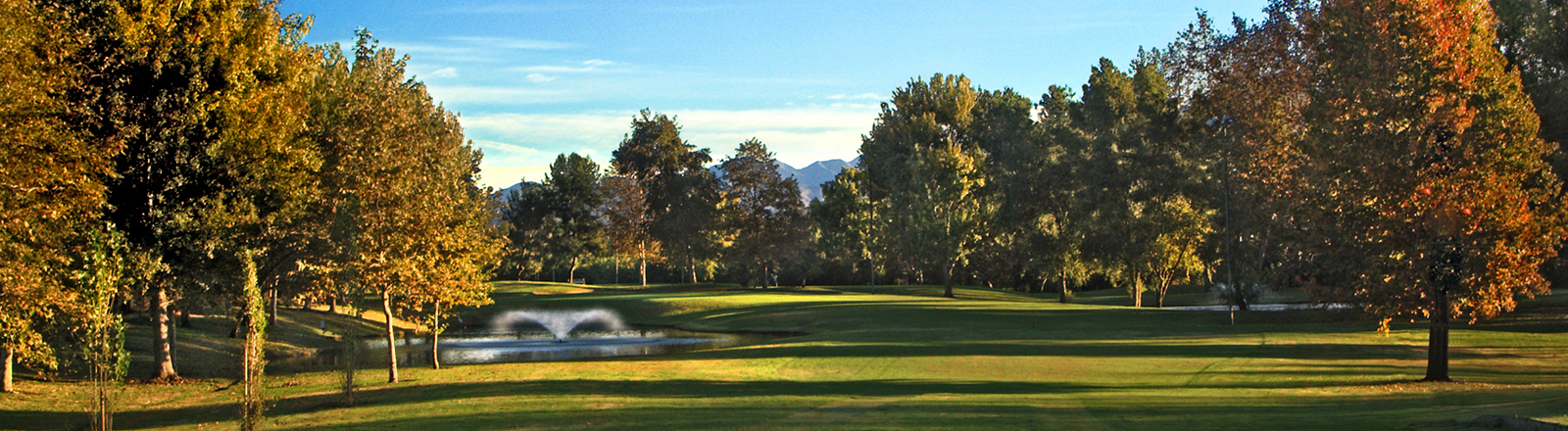 Lake Forest Golf and  Practice Center Header