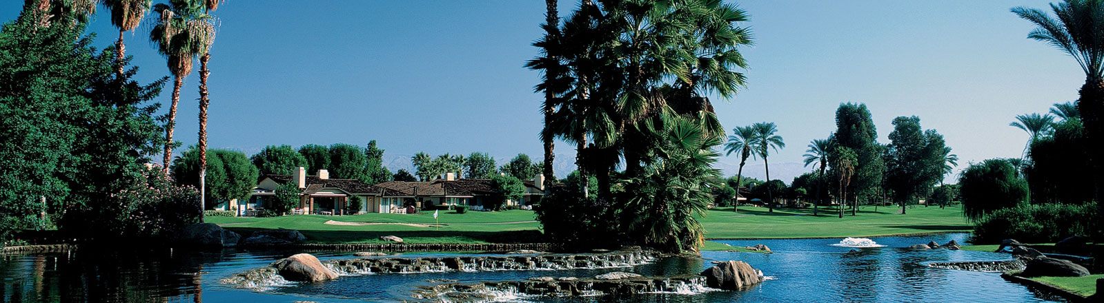 California - Palm Springs Header