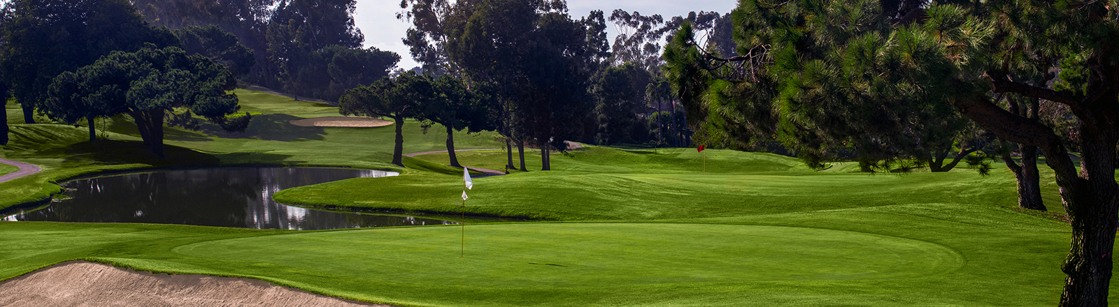 Lomas Santa Fe Executive Golf Course Header