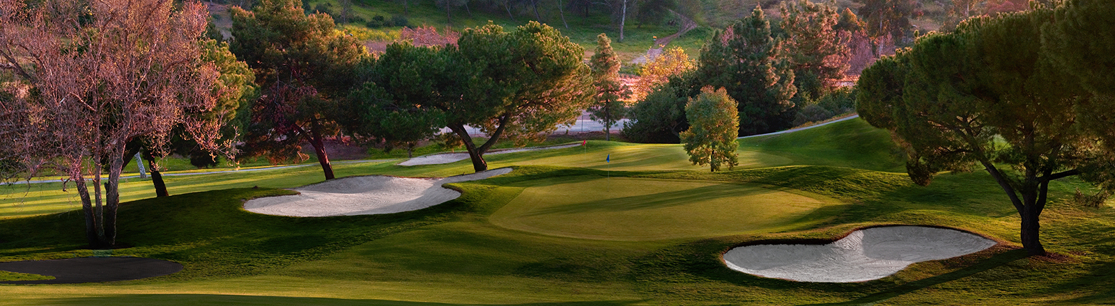 Mountain Meadows Golf Course Header