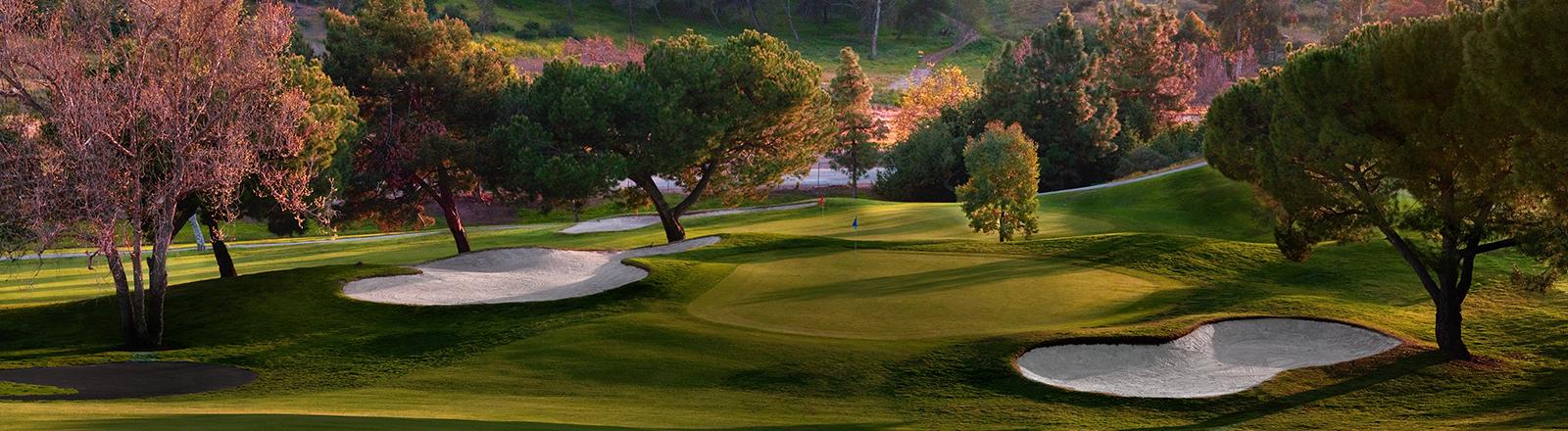 Mountain Meadows Golf Course Header