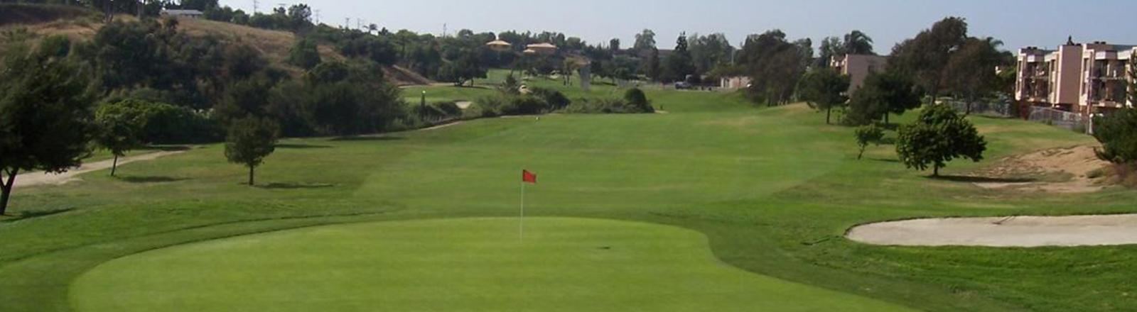 National City Golf Course Header