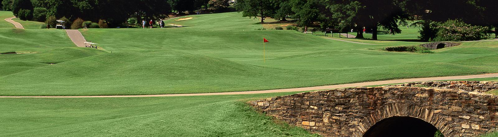 North Fulton Golf Course Header