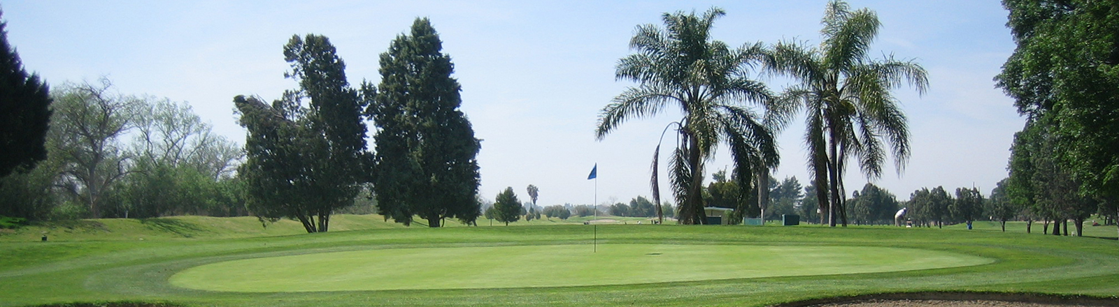 Paradise Knolls Golf Course Header