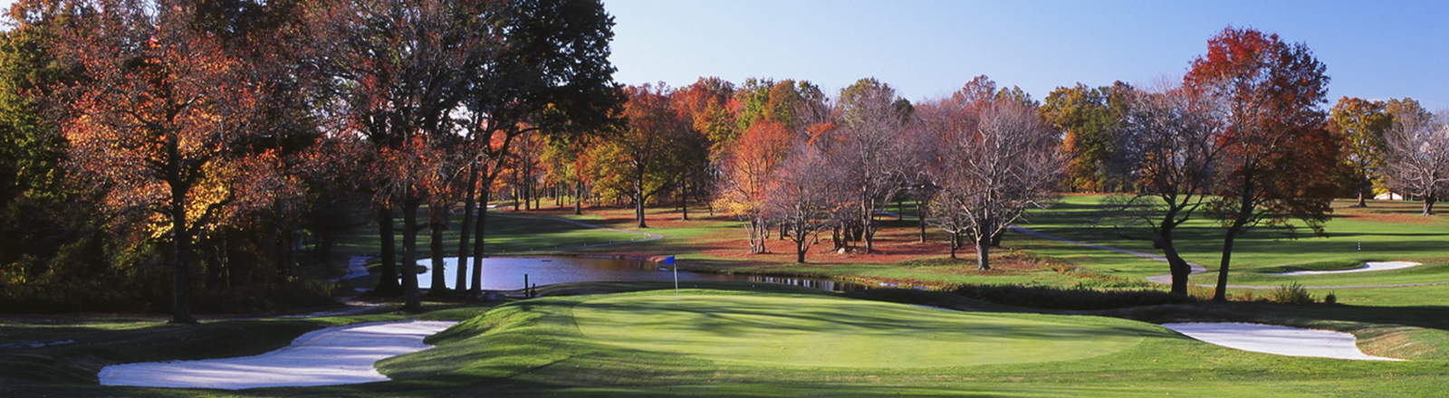 Pelham Bay and  Split Rock Golf Courses Header