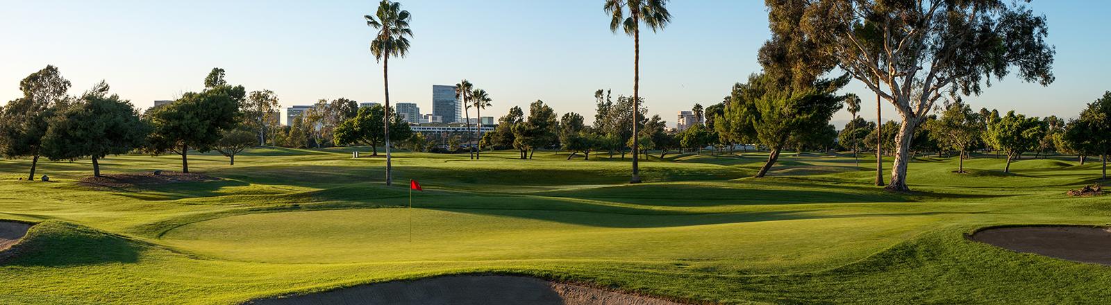 Rancho San Joaquin Golf Course Header