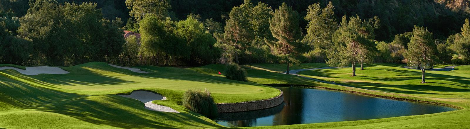 San Dimas Canyon Golf Course Header