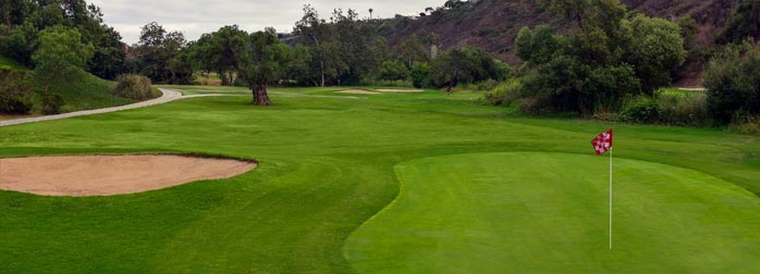 California - San Diego Golf Course
