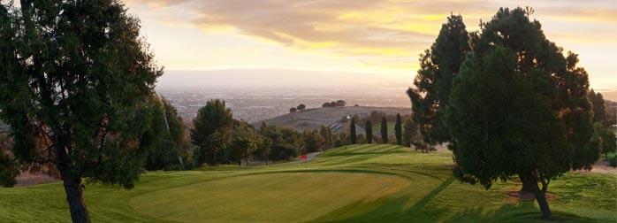 California - Bay Area Golf Course