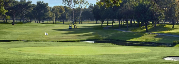 18+ American golf courses southern california info