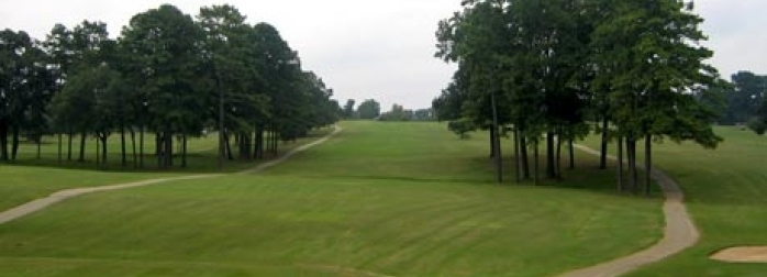 Alfred Tup Holmes Golf Course