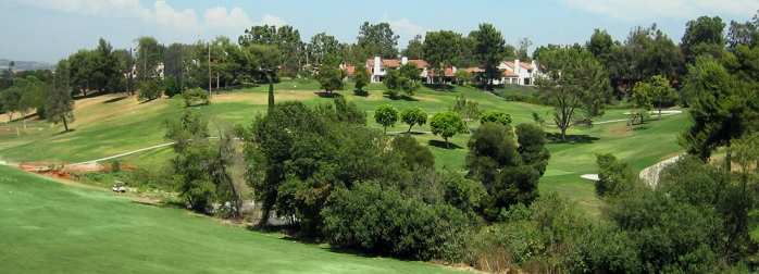 California - Orange County Golf Course