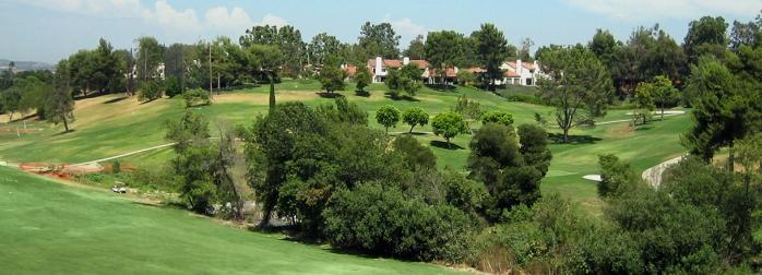 California - Orange County Golf Course