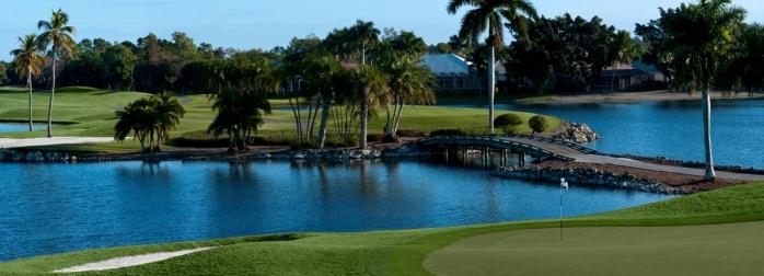 Florida Golf Course