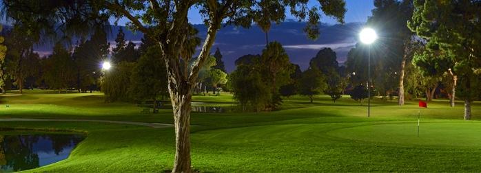 California - Long Beach Golf Course