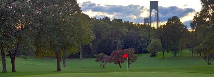 New York Golf Course