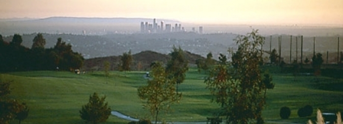California - Los Angeles Golf Course