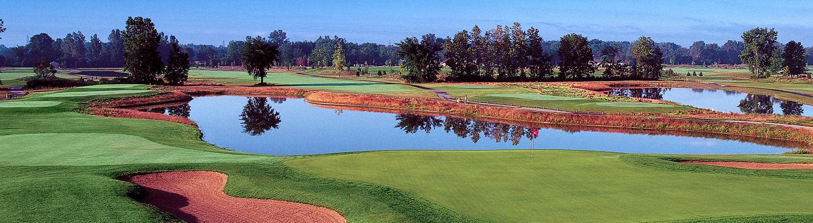 The Woodlands Golf Course Header