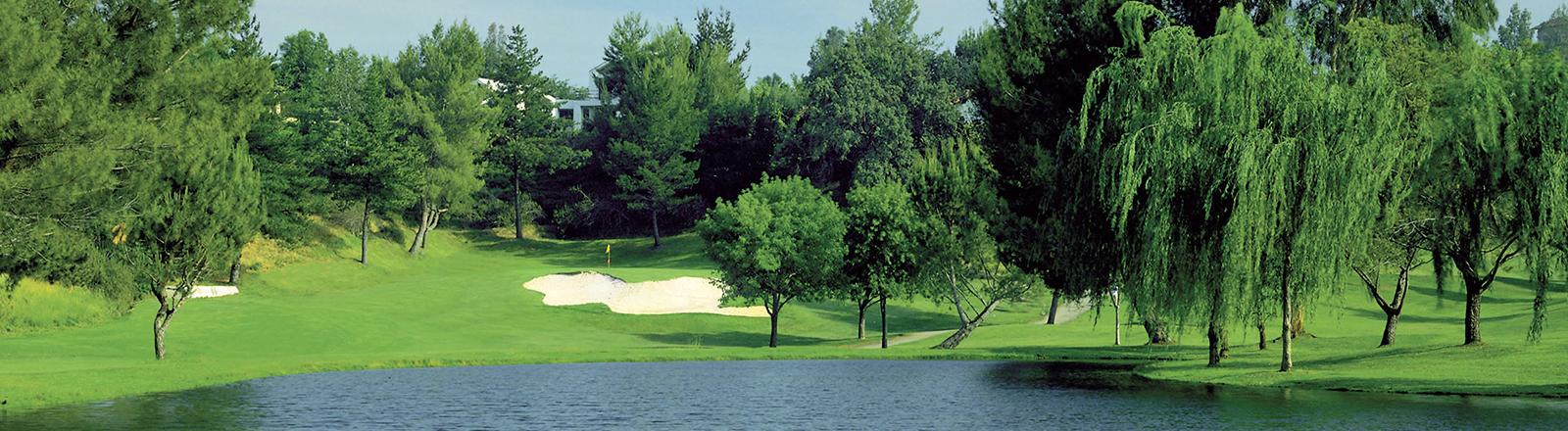 Vista Valencia Golf Course Header
