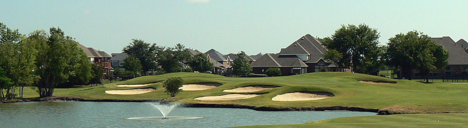 Waterview Golf Club Header