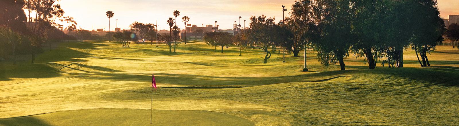 Westchester Golf Course Header